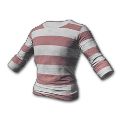 Skins Long Sleeved T-shirt (Striped)