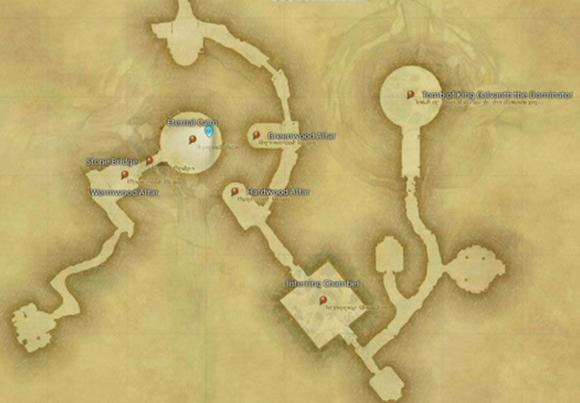 FFXIV: ARR Patch 2.3 Dungeon Guide: The Tam -Tara Deepcroft Hard Mode