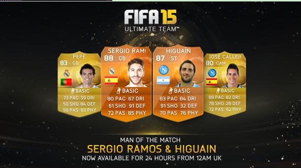 FIFA 15 Guide: How to Get MOTM Cards with Cheap FIFA 15 Coins
