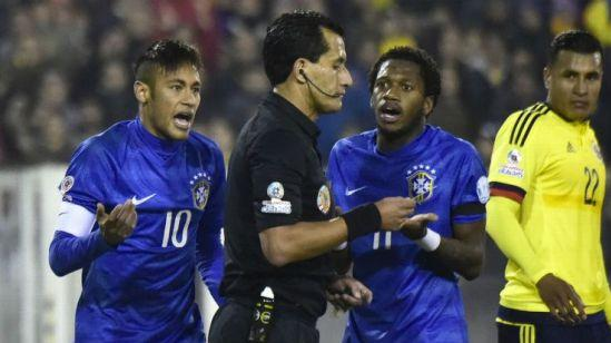 FIFA 15 News: Brazil Appeals Abandoned and Four-Game Suspension Penalty to Neymar