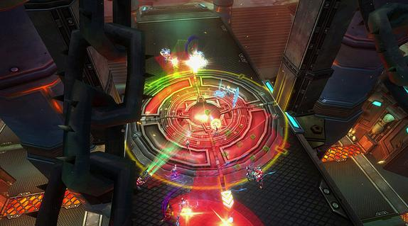 WildStar PVP Map Introduction and Guide: Halls of the ...