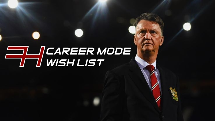 fifa 16 - your voice for career mode wish list before christmas