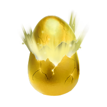 Golden Egg 2018