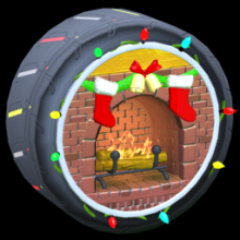 Holiday Hearth