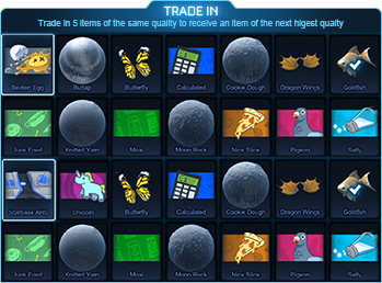 Drop Rare Trade Up (1 Random Piece) x 50
