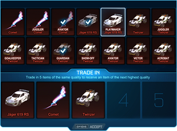 PCC Import Trade Up (1 Random Piece) x 10