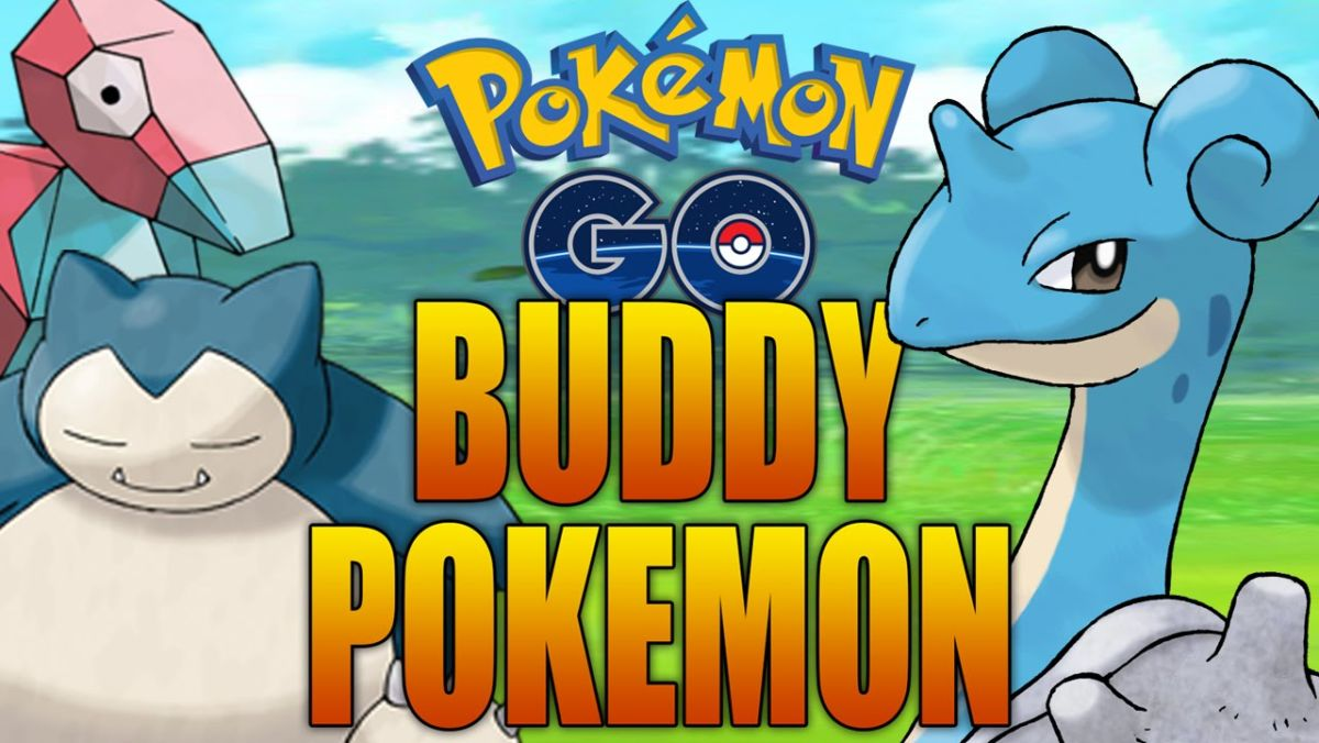 how to get buddy pokemon
