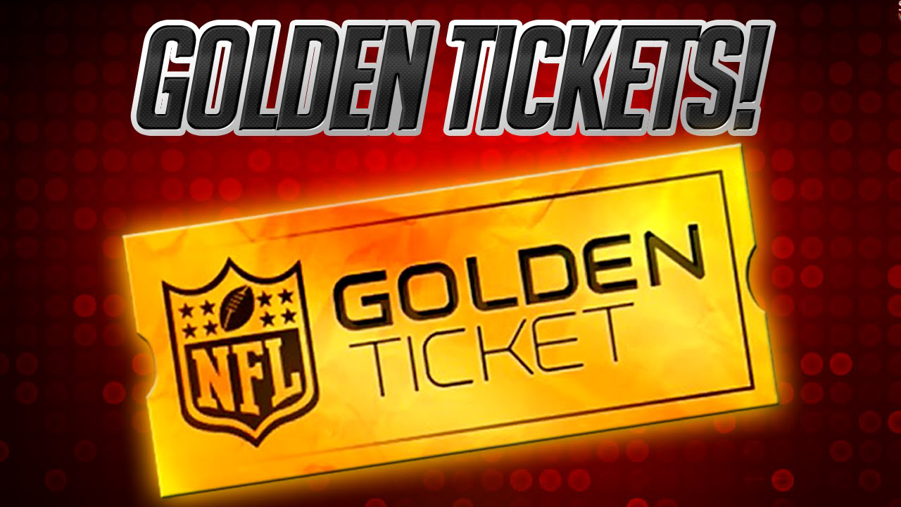 madden nfl 17 golden tickets