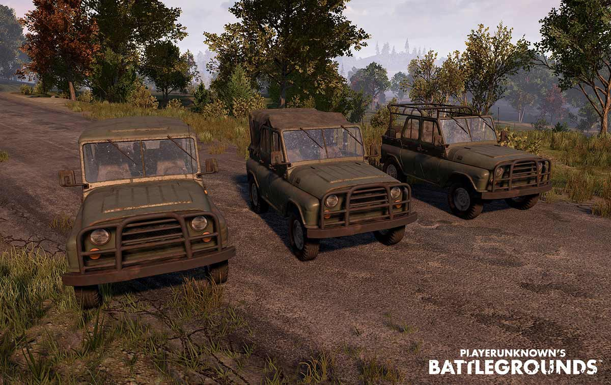 Best Car Battlegrounds