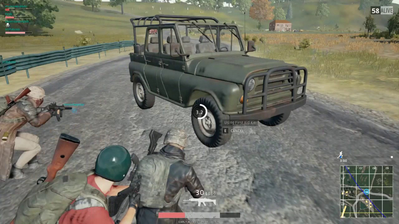 Playerunknown S Battlegrounds Maps Loot Maps Pictures: PlayerUnknown's Battlegrounds: Best Vehicle Guide For PUBG