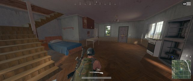 player unknown battlegrounds fov