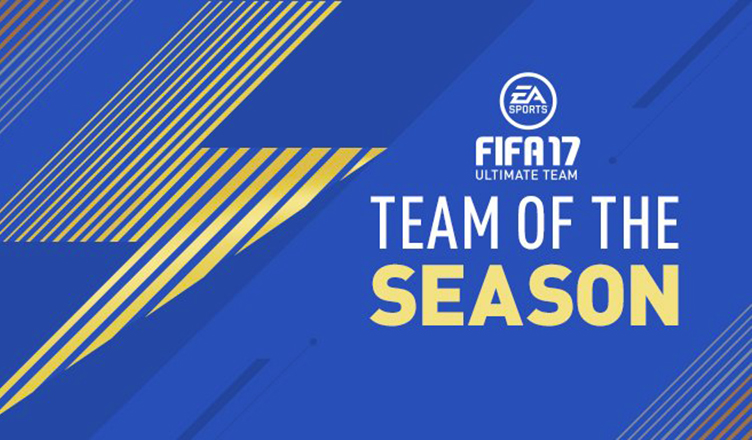 FUT 17 TOTS - FIFA 17 Team Of The Season