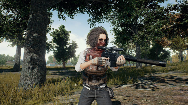 PUBG Month 2 Update Patch Notes - VSS Sniper Rifle