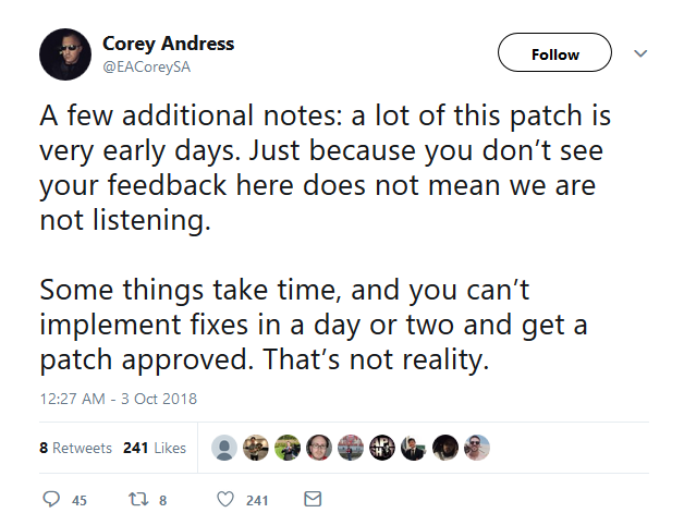 FIFA 19 Patch from Corey Andress